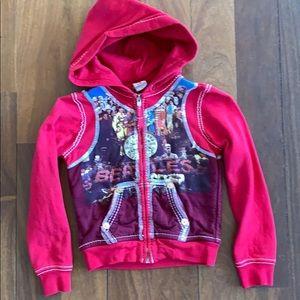 True Religion Beatles Boys hoodie size S